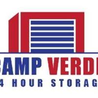Camp Verde 24 Hour Storage logo