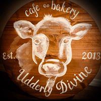 Udderly Divine logo