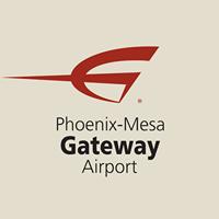 Phoenix - Mesa Gateway Airport logo