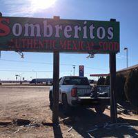 Sombreritos Mexican Food logo