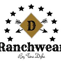 Diamond D Ranchwear logo