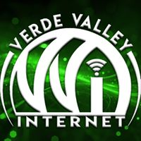 Verde Valley Internet logo