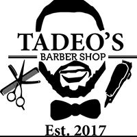 Tadeo's Barber Shop logo