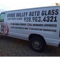 Verde Valley Auto Glass logo