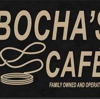 Bocha's Cafe logo