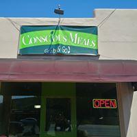 Conscious Meals logo