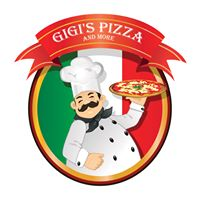GiGi's Pizza & More logo