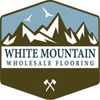 White Mountain Wholesale Flooring logo