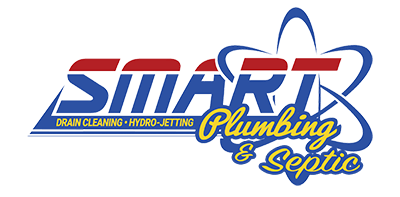 SMART Plumbing Drain Cleaning & Septic Services logo