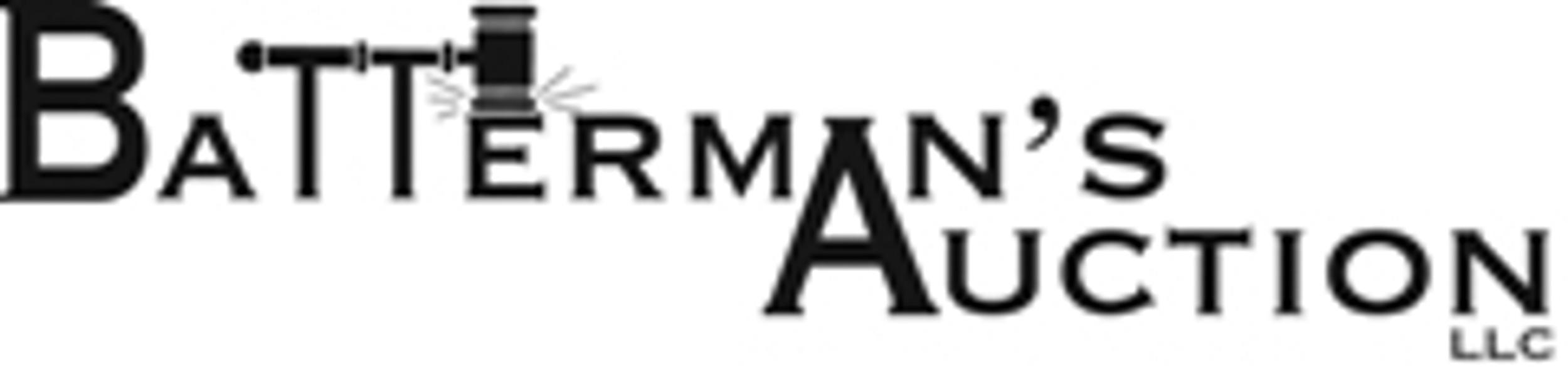 Batterman's Auction LLC logo