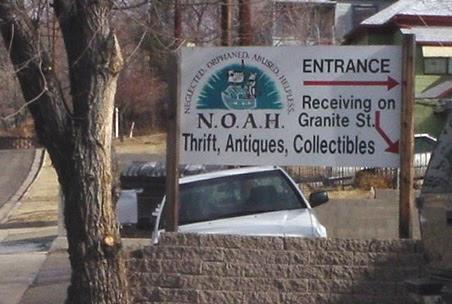 Noah Foundation logo