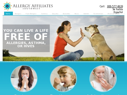 Allergy Affiliates logo