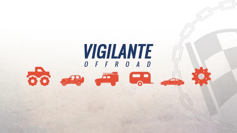 Vigilante Off-Road & 4 Wheel Drive logo
