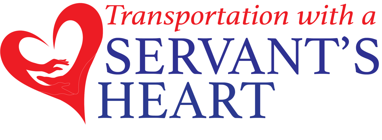 Servant's Heart Transportation logo