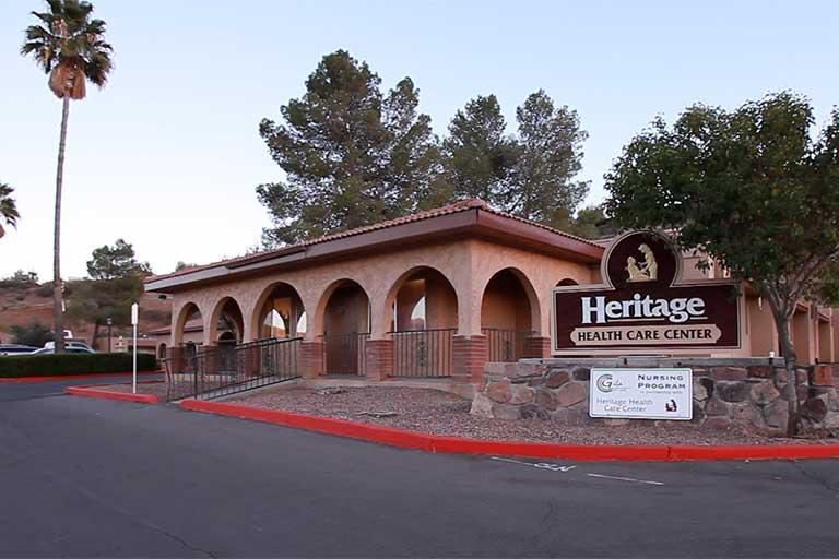 Heritage Health Care Center logo