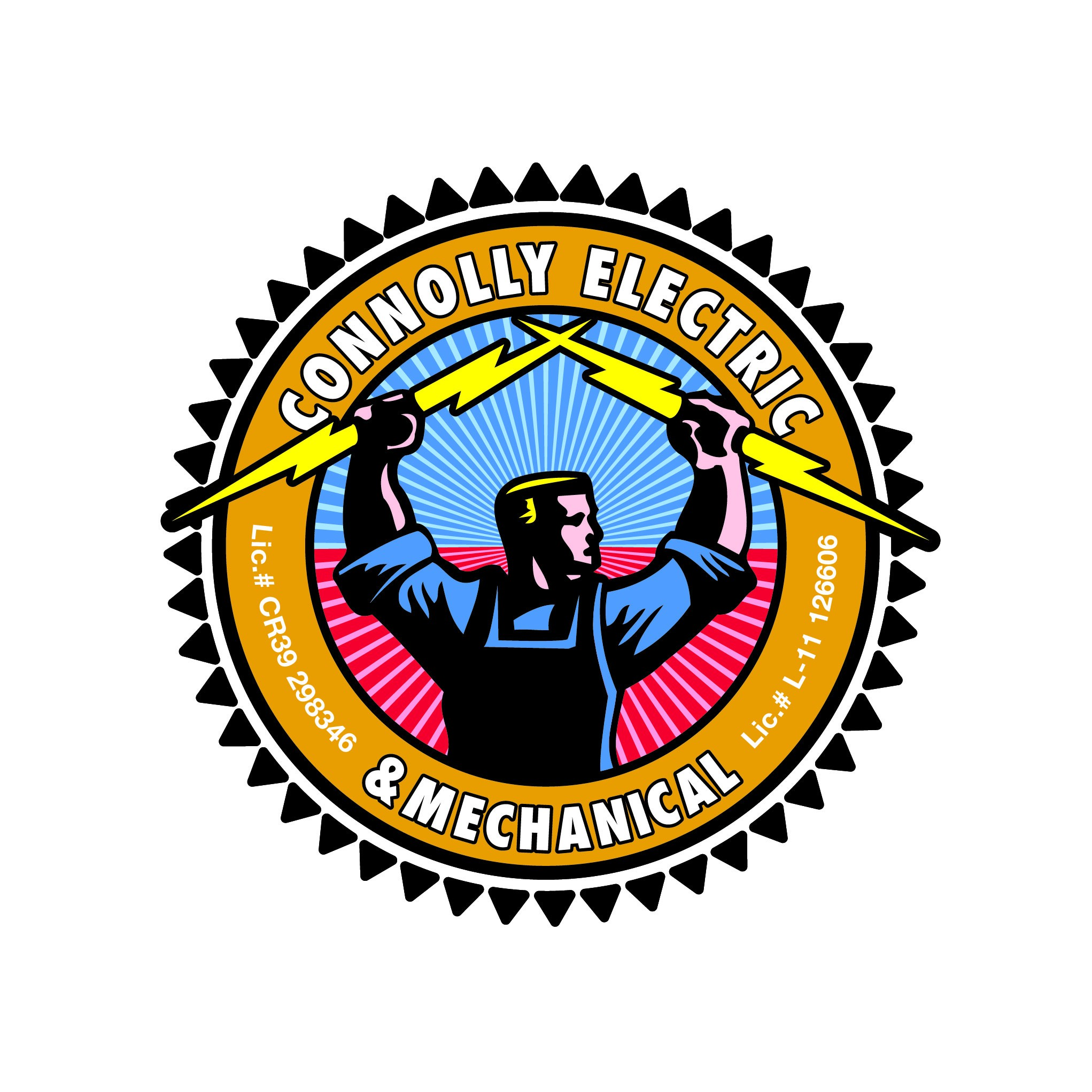 Connolly Electric And Mechanical logo