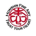 Honshin Fine Art Gallery logo