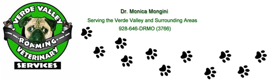 Verde Valley Roaming Veterinary Services logo