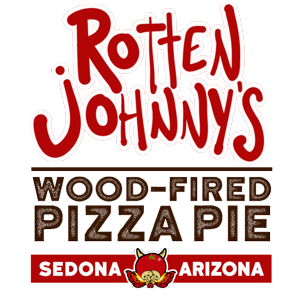 Rotten Johnny's Wood-Fired Pizza Pie logo