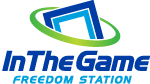 In The Game - Freedom Station logo