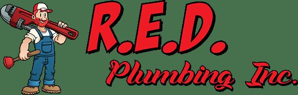 R E D Plumbing Inc logo