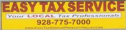 Easy Tax Service logo
