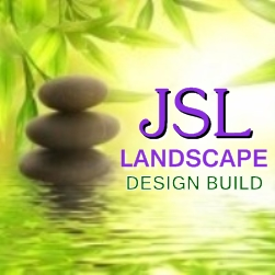 JSL LANDSCAPE DESIGN BUILD logo