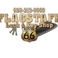 Flagstaff Lock & Key Shop logo