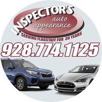 Inspector's Auto Appearance logo