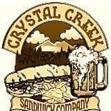 Crystal Creek Sandwich Co logo