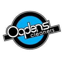 Ogdens Cleaners logo