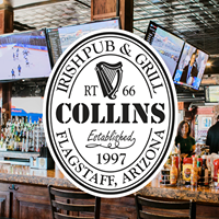Collins Irish Pub & Grill logo