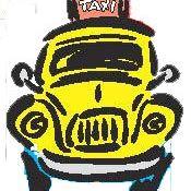 A Friendly Cab logo