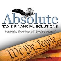 Absolute Tax & Financial Solutions logo