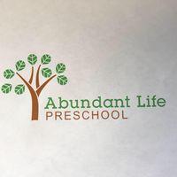 Abundant Life Preschool logo