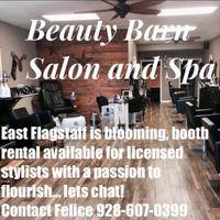Beauty Barn Salon and Spa logo