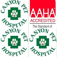 Canyon Pet Hospital logo