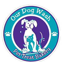 Our Dog Wash And Bakery logo