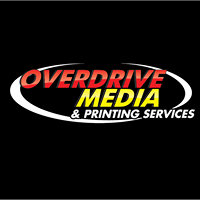 Overdrive Media And Printing Services logo