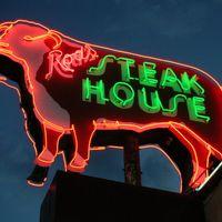 Rod's Steak House logo