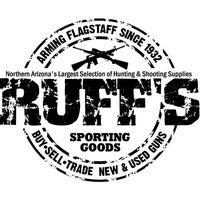 Ruff's Sporting Goods logo