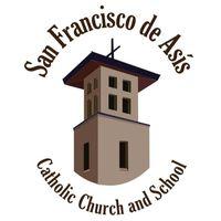 San Francisco De Asis Parish logo