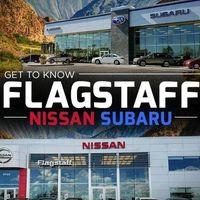 Flagstaff Nissan Subaru logo
