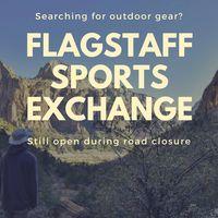 Flagstaff Sports Exchange logo