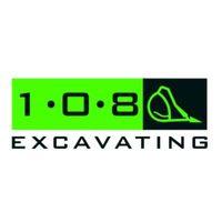 108 Excavating LLC logo