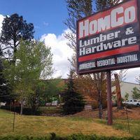HomCo Lumber & Hardware logo