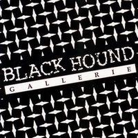 Black Hound Gallerie logo