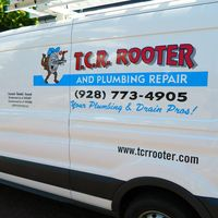TCR Rooter & Plumbing Repair logo