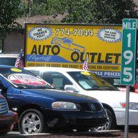 Flagstaff Auto Outlet logo