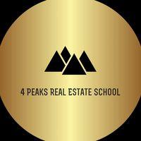 4 Peaks Real Estate School logo